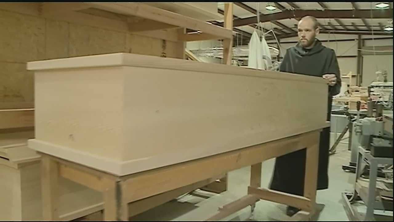 New industry opens up after monks win federal court battle over casket selling