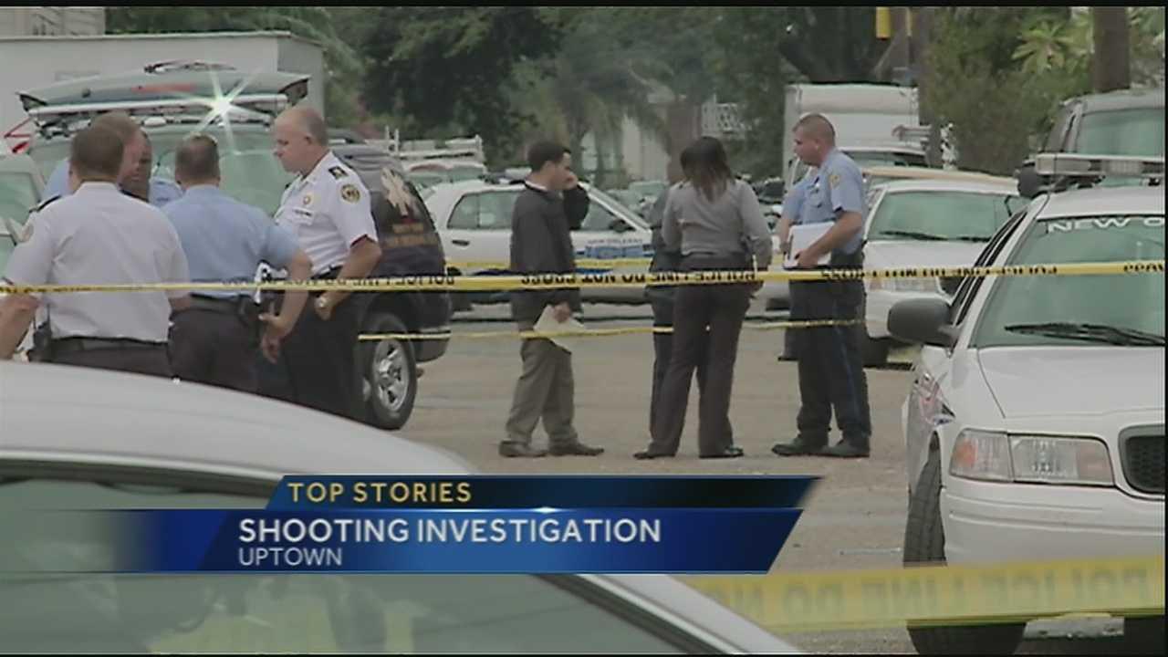 NOPD officer fires gun in Uptown incident