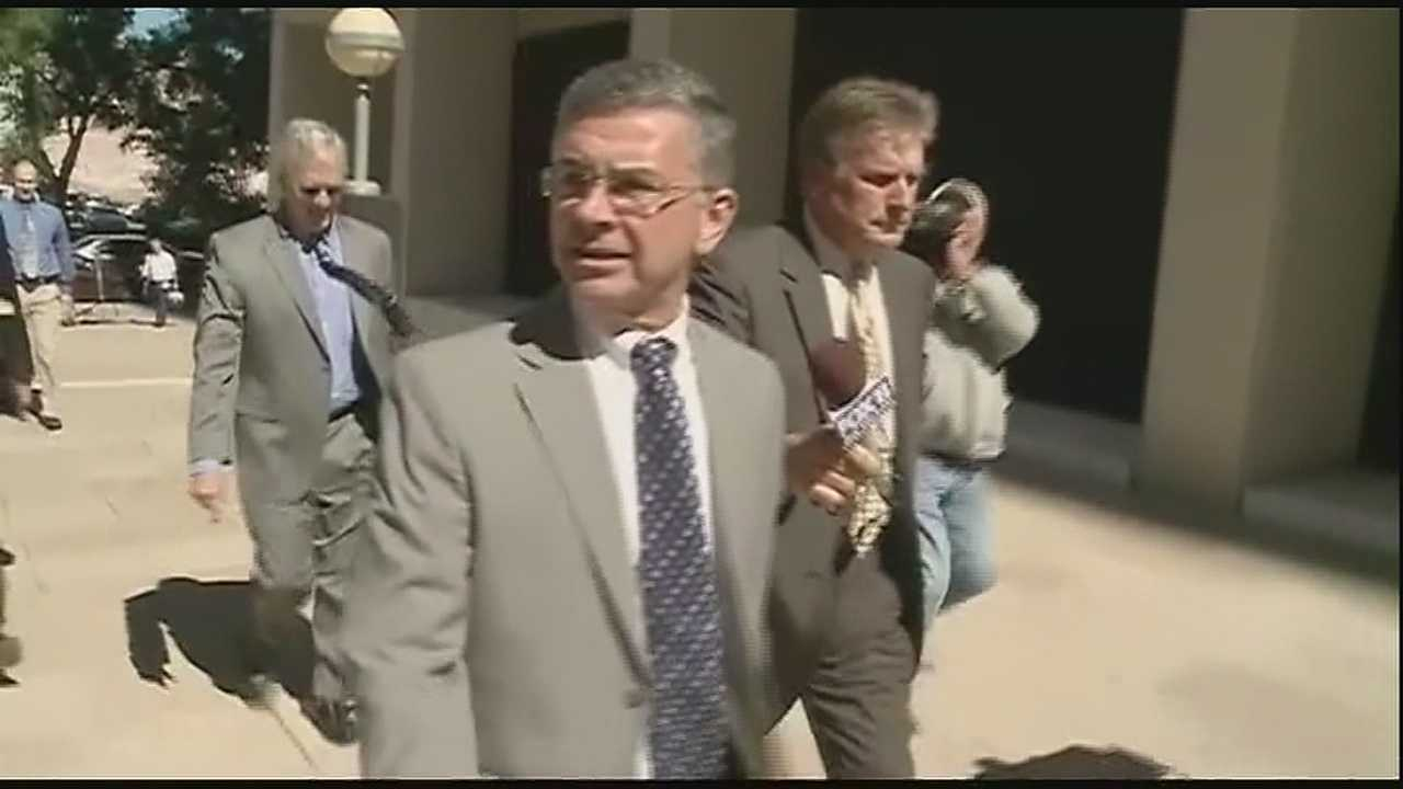 The former St. Tammany Parish Coroner authorized checks totaling more than $180,000 to attorneys before he resigned, according to documents obtained by WDSU.
