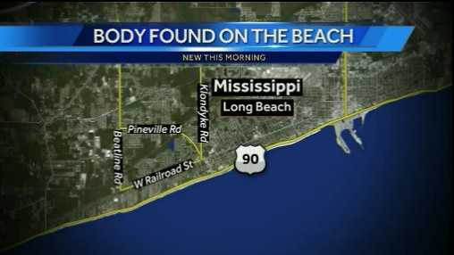 body found on beach 11-5-13
