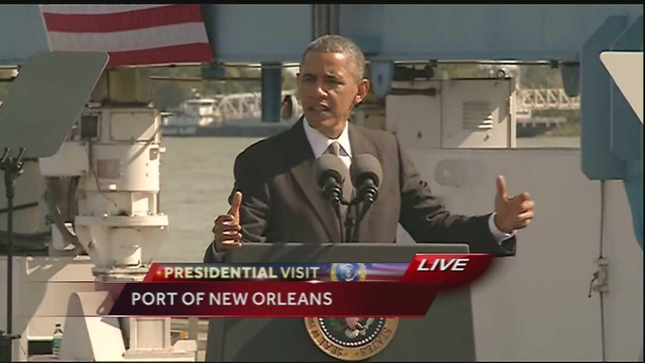 Obama Speech full