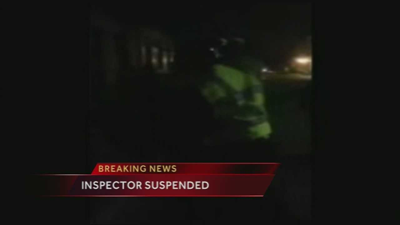 Taxicab inspector suspended after tour guide files complaint of assault