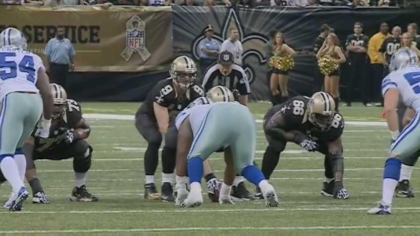 Drew Brees, offense vs. Cowboys