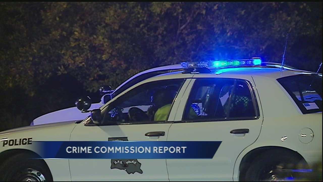Crime Commission: New Orleans crime up