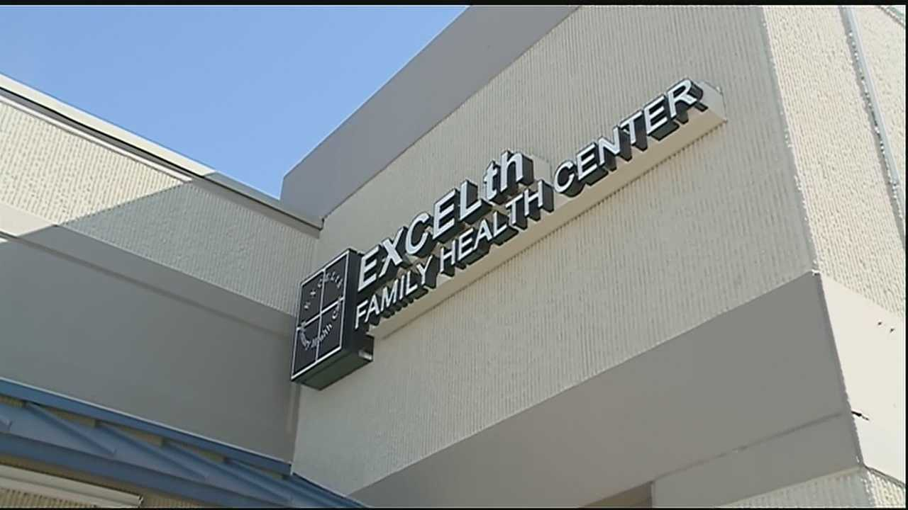 The EXCELth Family Health Center in New Orleans East is back up and running on Lake Forest Boulevard. It was open before Katrina, but it took more than eight years to get the $2.25 million facility rebuilt.  It's sorely needed, said many in the area.