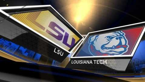 LSU vs. Louisiana Tech