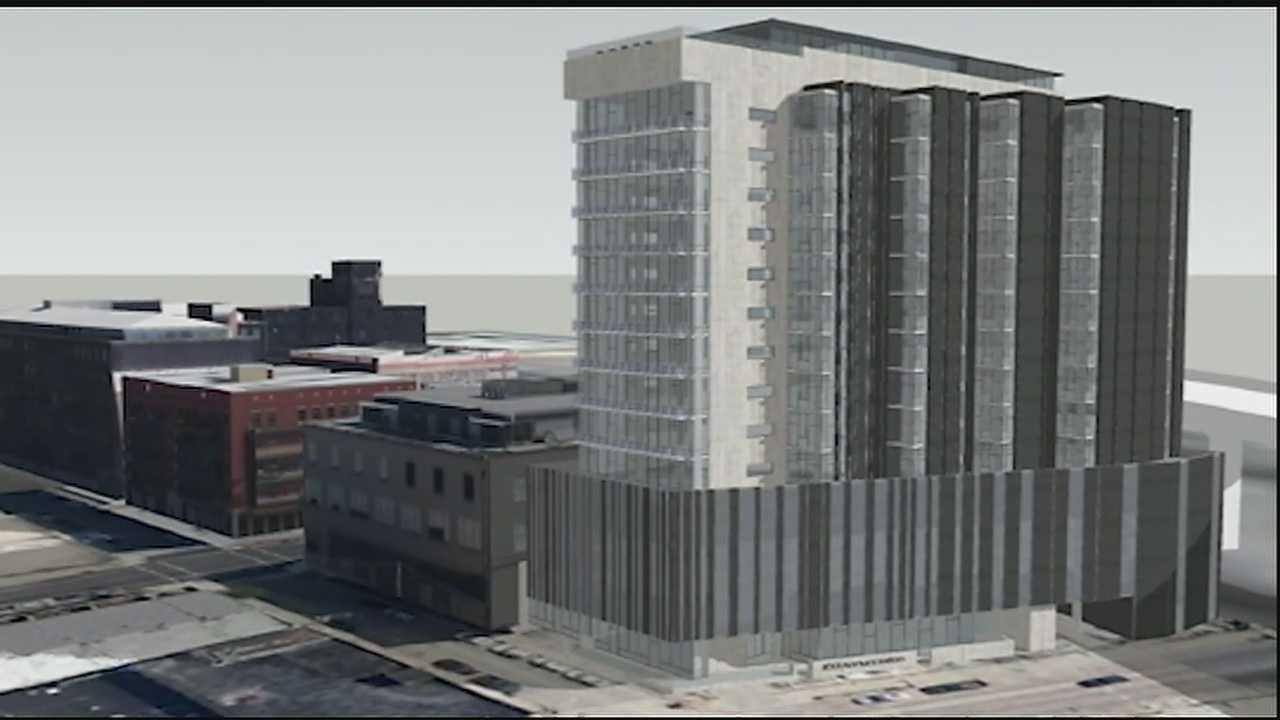 A new development in the Warehouse District, years in the making, is moving forward but not without opposition from residents