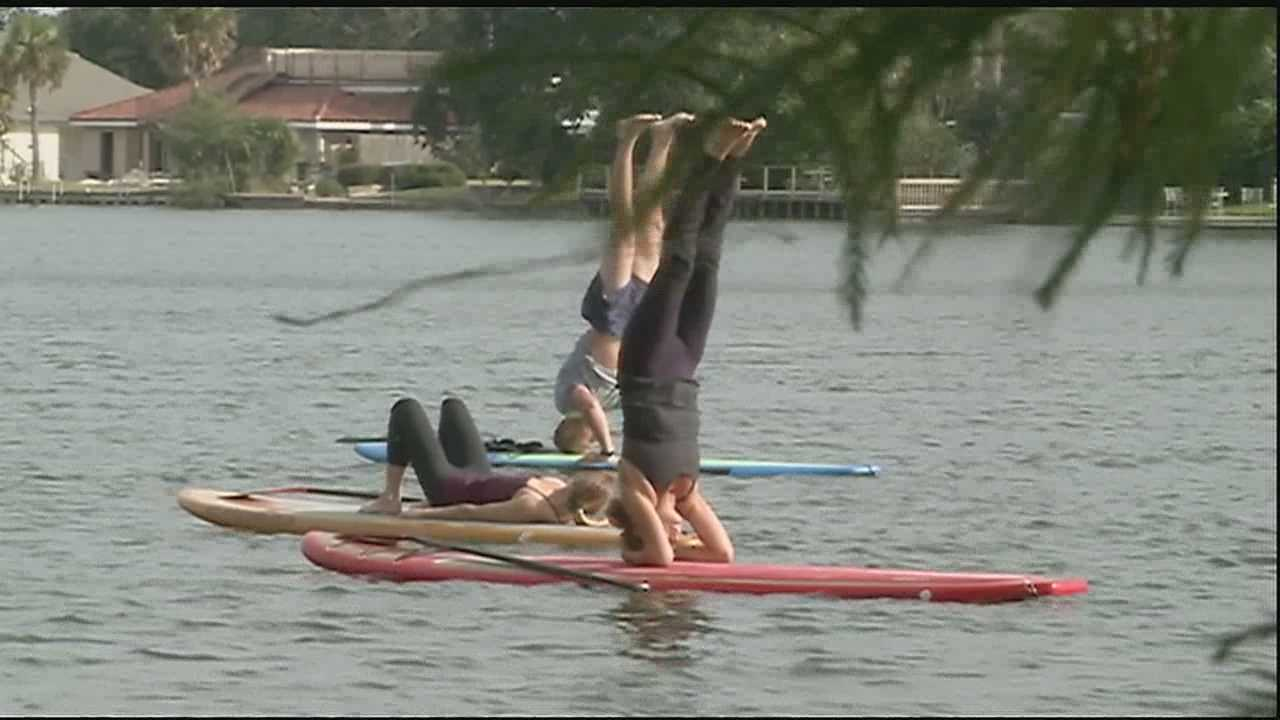 New exercise making waves in New Orleans