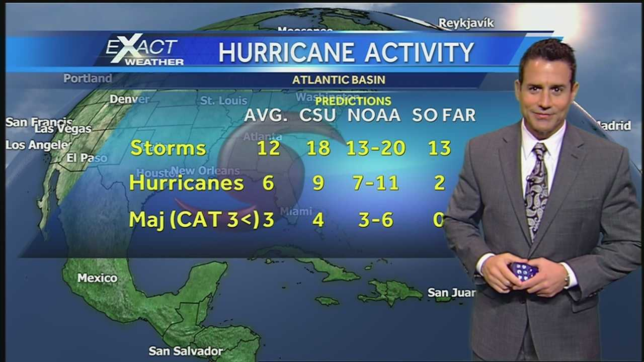 Nov. 27 tropical weather update&#x3B; Hurricane season nearly over