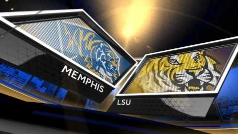 LSU Memphis