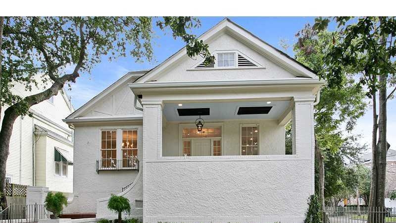 Gardner Realtors shows this fabulously renovated Uptown home, which is listed at $975,000. For more information contact them by email at info@gardnerrealtors.com or by phone: 800-566-7801.
