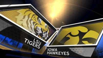 LSU vs Iowa