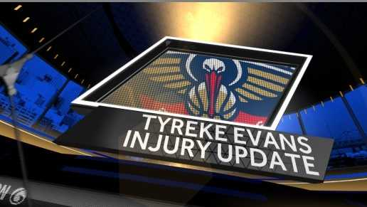 Tyreke Evans injury update