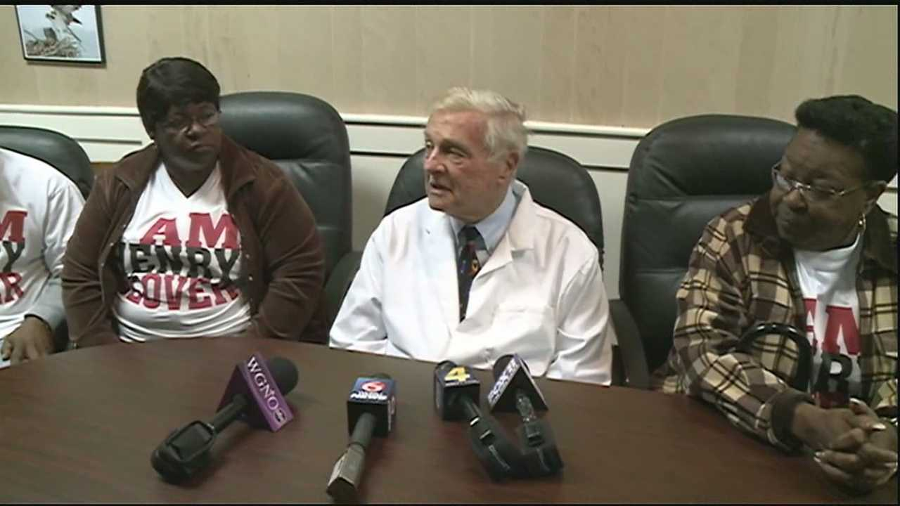 Glover family, supporters deman Orleans coroner reopen case