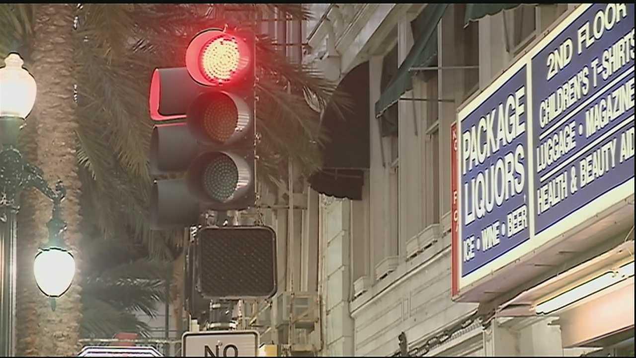 Faulty crosswalk signal lights concern people in CBD