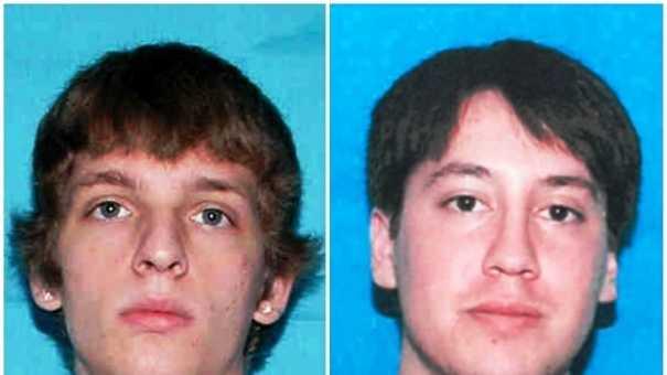 Marrero pellet gun vandalism suspects