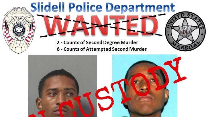 Olde Town shooting suspect in custody