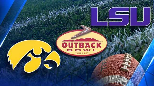 Outback bowl graphic iowa hawkeyes