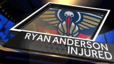 Ryan Anderson injured