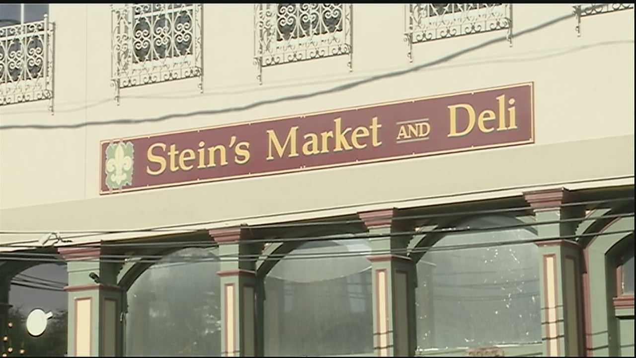 Stein's Market and Deli features authentic Philadelphia cuisine