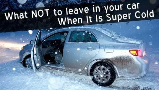 intro cold car slideshow