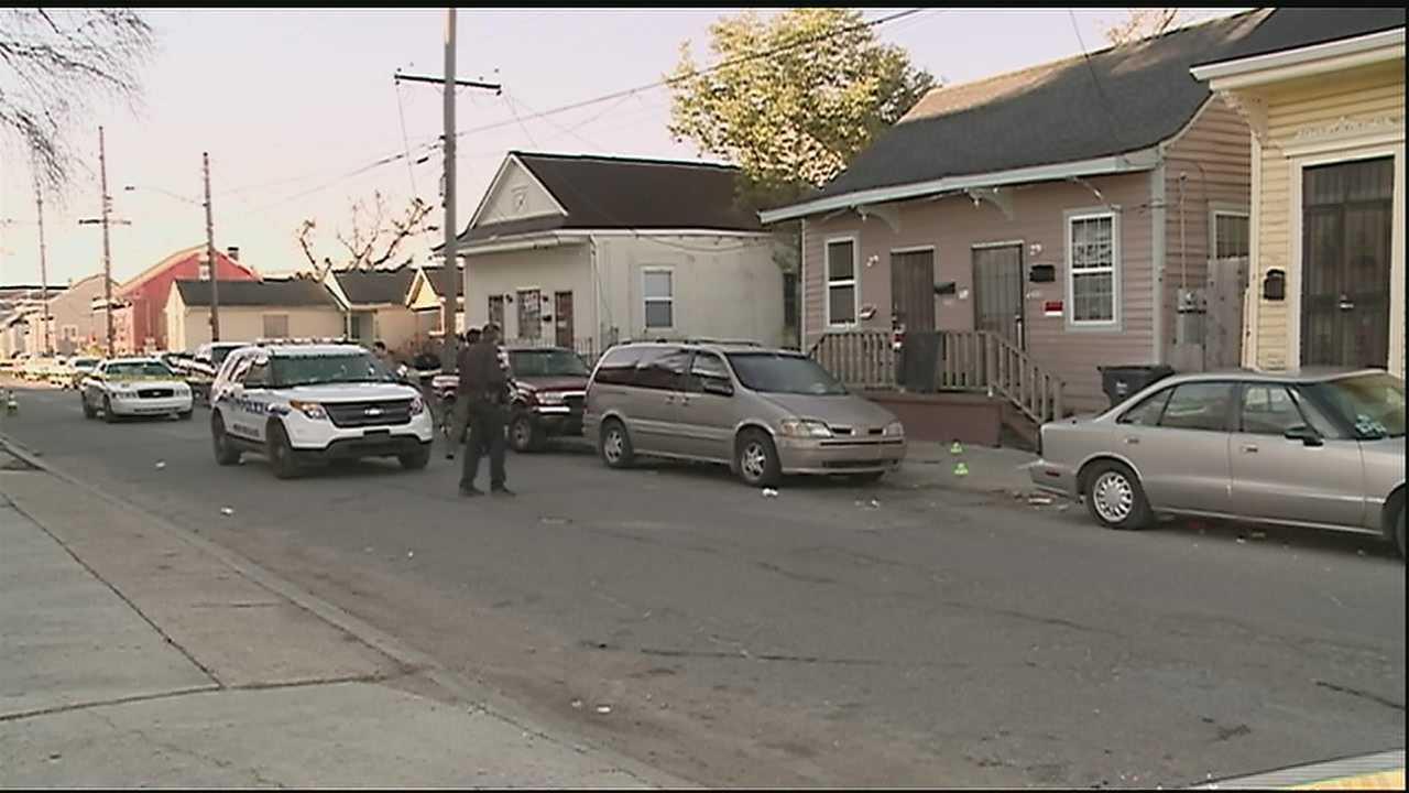 Body found in Seventh Ward Thursday morning near school
