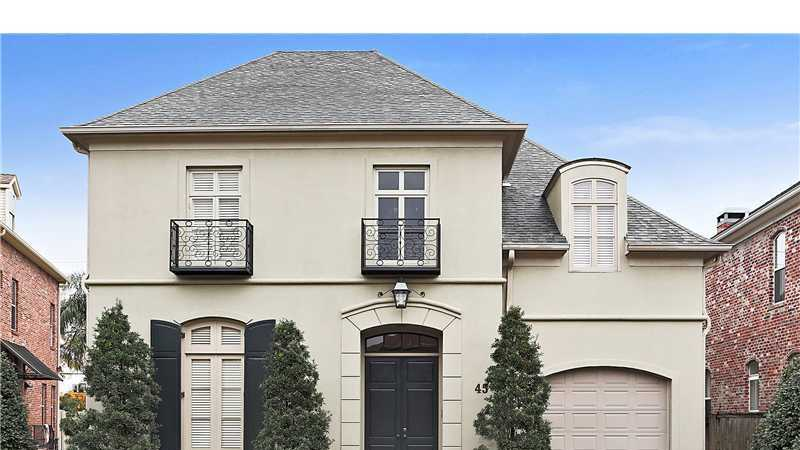 Gardner Realtors shows this exquisite custom-designed home in Metairie, which is listed at $950,000. For more information contact them by email at info@gardnerrealtors.com or by phone: 800-566-7801.