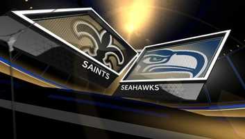 Week 13 – Seahawks 34, Saints 7All practical hopes for homefield advantage came crashing down in humiliating fashion as Seattle got out to a 17-0 halftime lead and never looked back.Drew Brees threw for just 147 yards, and the Seahawks held the Saints to 44 rushing yards.New Orleans did a nice job stopping the run, but Russell Wilson tore them to shreds through the air with 310 yards and three touchdowns.