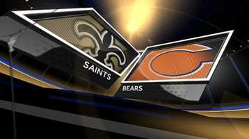 Week 5 – Saints 26, Bears 18New Orleans submitted a complete effort in an eight-point win in Chicago that seemed much more lopsided than that.Expect for Alshon Jeffery putting himself on the map with 218 receiving yards and a score, New Orleans' defense played a fifth straight stellar game.Drew Brees completed 29-of-35 passes for 288 yards and two touchdown passes to Pierre Thomas – by far his best road outing of the season.The Bears kept Jimmy Graham out of the end zone for the first game of the season, but he still caught 10 balls for 135 yards.