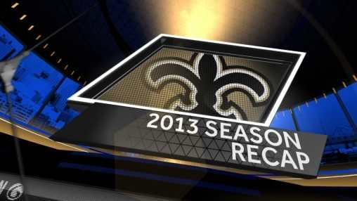 slideshow 2013 saints season recap