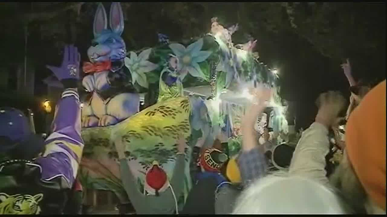 Krewes making changes ahead of proposed Mardi Gras ordinance