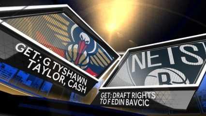 Pels-Nets trade 1-21-14