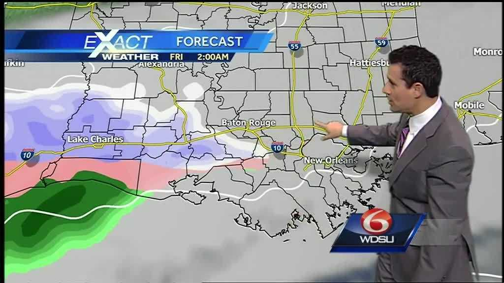 (img1)Low chance for rain sleet or snow