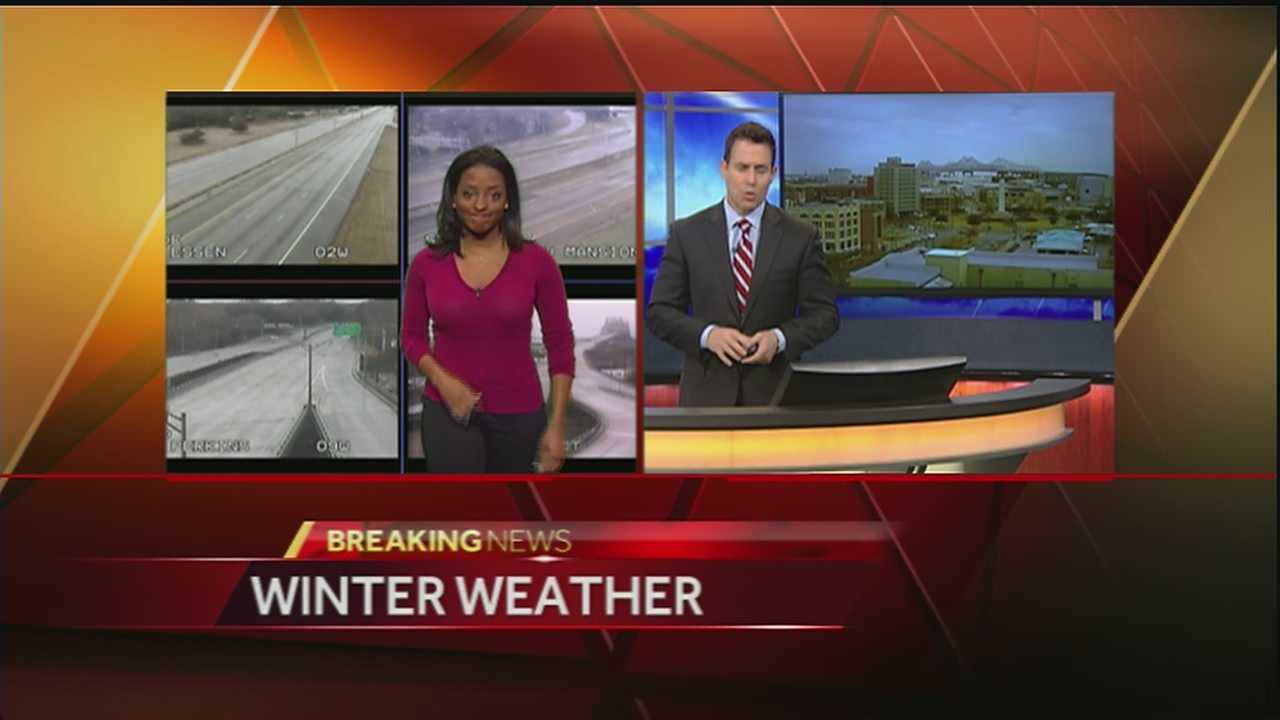 Get the latest on road, school closures and the latest weather update from WDSU.