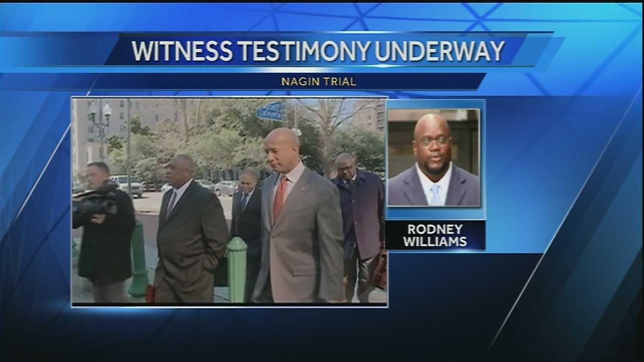 Testimony begins in Nagin trial