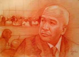 "Tuesday, Feb. 4(Sketch by Carol Peebles)On Tuesday, executives from Home Depot testified that Nagin used the city's email service to try and bully the company into giving his sons business.According to federal prosecutors, Nagin managed to lower the cost for Home Depot to purchase for streets near the Central City site in exchange for looking for work four his granite company.In what's become a theme in the trial, legal analysts said Tuesday the trial continues to present damaging testimony against Nagin.""(Tuesday) has seen a turn for the worse in light of the fact that a lot of the witnesses who testified against the mayor (Tuesday) had no criminal history and have nothing to gain from their testimony,"" said legal analyst John Fuller."