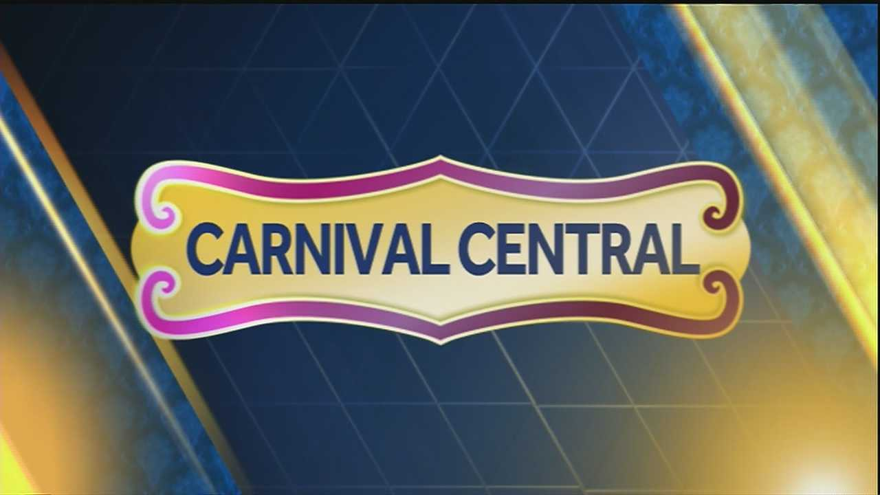 Carnival Krewes rolling from Uptown to Metairie