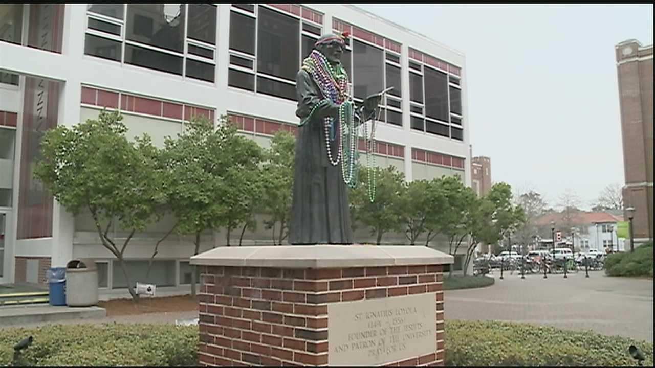 Loyola makes sure students are safe and prepared for Carnival season