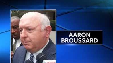 Aaron Broussard