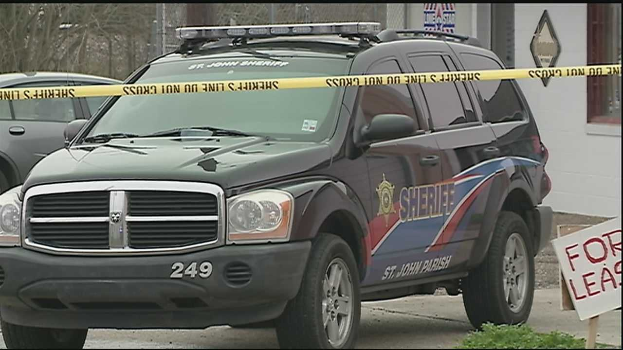 Two people were shot and one was killed during an armed robbery in LaPlace. Authorities detained two men Tuesday evening, but the investigation is ongoing.