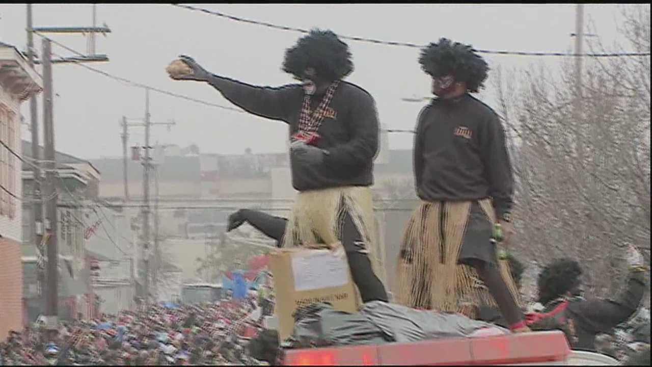 Zulu coconuts a historic Mardi Gras tradition