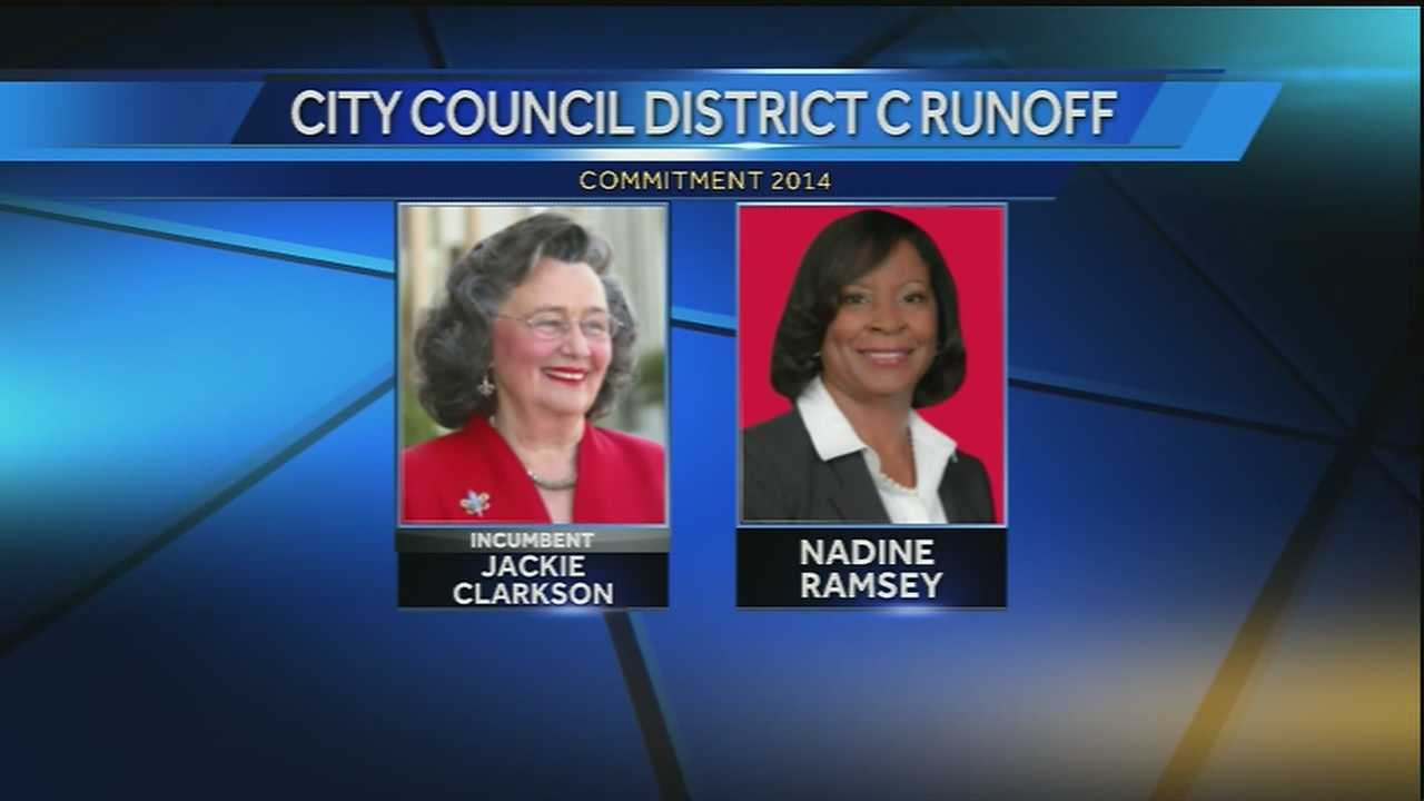 Ramsey, Clarkson square off for city council seat