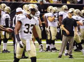 Jabari GreerGreer injured his knee early in New Orleans' win over San Francisco Nov. 17 and missed the remainder of the season. He spent the first five years of his career with the Buffalo Bills before signing with New Orleans as a free agent in 2009. In five seasons with the Saints, Greer appeared in 63 games with 60 starts and recorded 290 tackles (227 solo), nine interceptions with two returned for touchdowns, 68 passes defensed, one forced fumble and one fumble recovery.