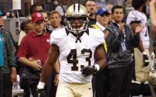 """Darren SprolesFan favorite No. 43 has been one of the team's most productive players since joining as a free agent in 2010. He was set to make $3.5 million in 2014. Sproles took to Twitter to thank the Who Dat Nation for their support. """"Thank you New Orleans for your support over the past 3 years! I will always be forever grateful. #WhoDat,"""" Sproles posted."""