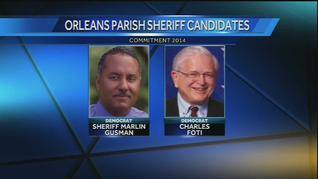 Reality Check: Orleans Parish sheriff's race campaign ads