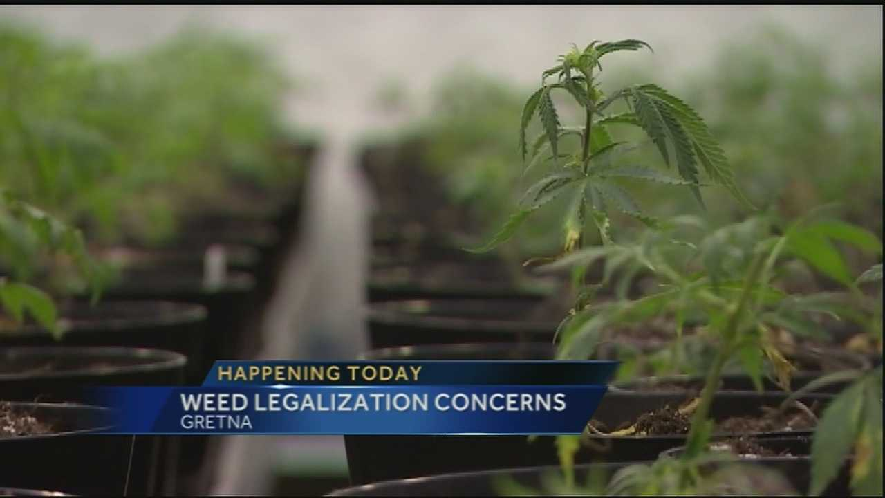 Local group concerned about marijuana legalization