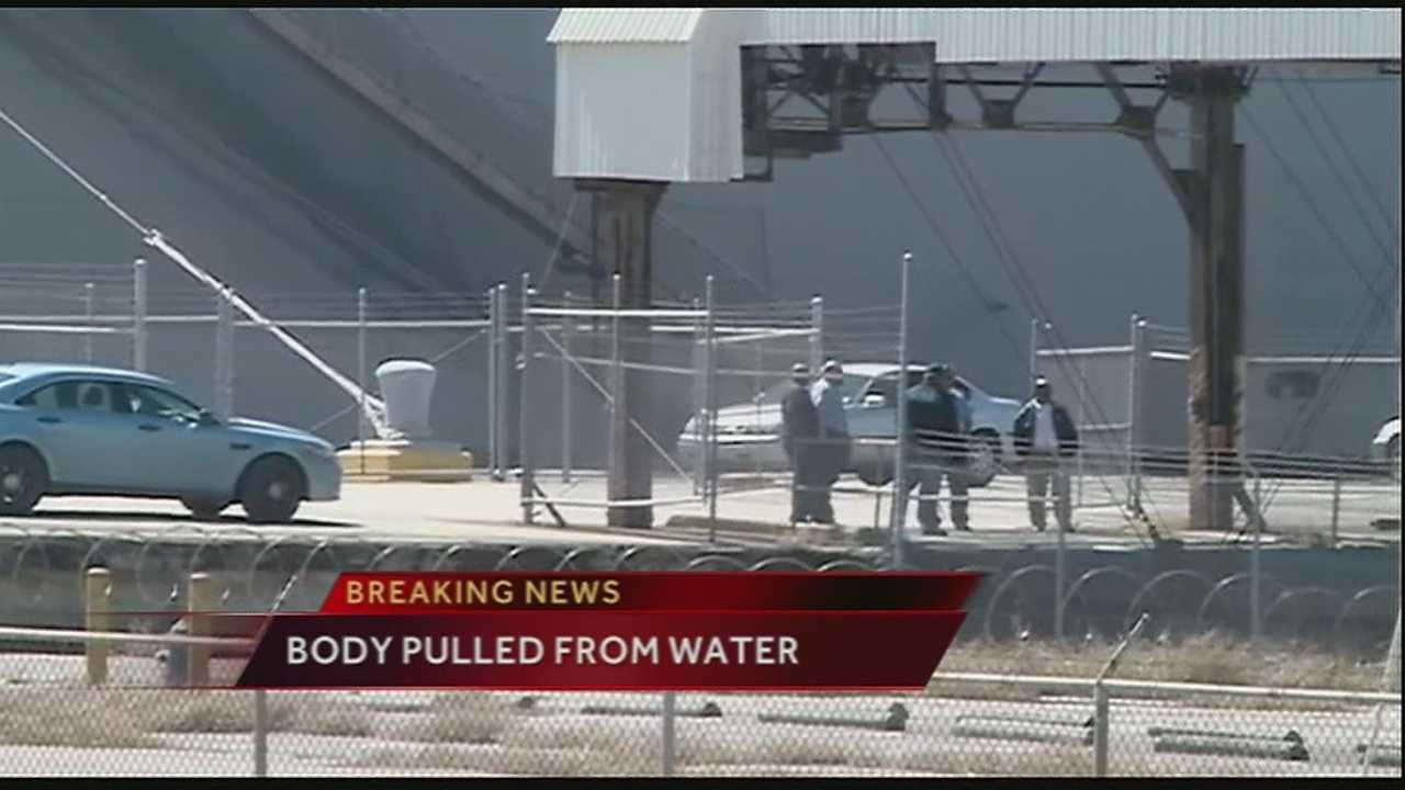 Body pulled from water near Industrial Canal