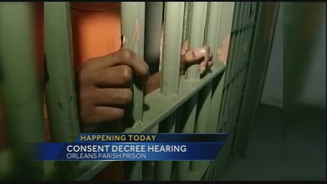 The long battle over funding for the Orleans Parish Prison heads back to federal court Thursday.