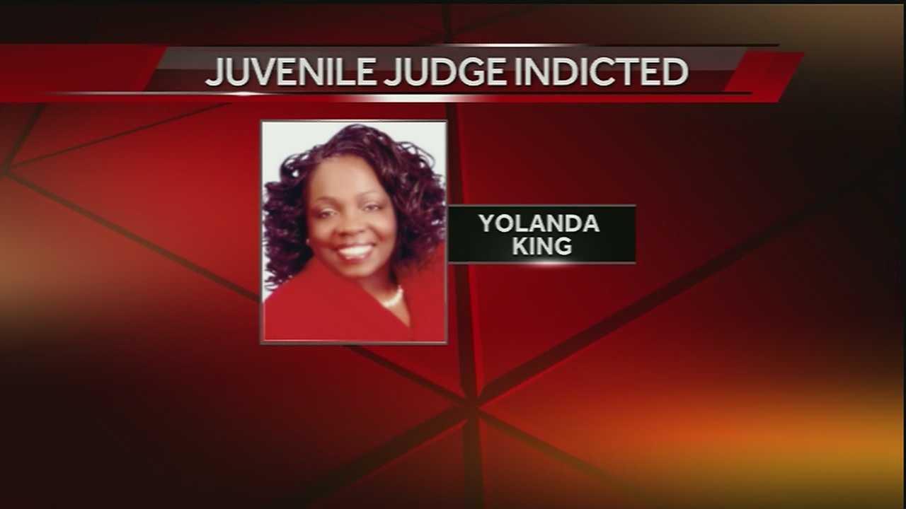 Juvenile Court judge indicted