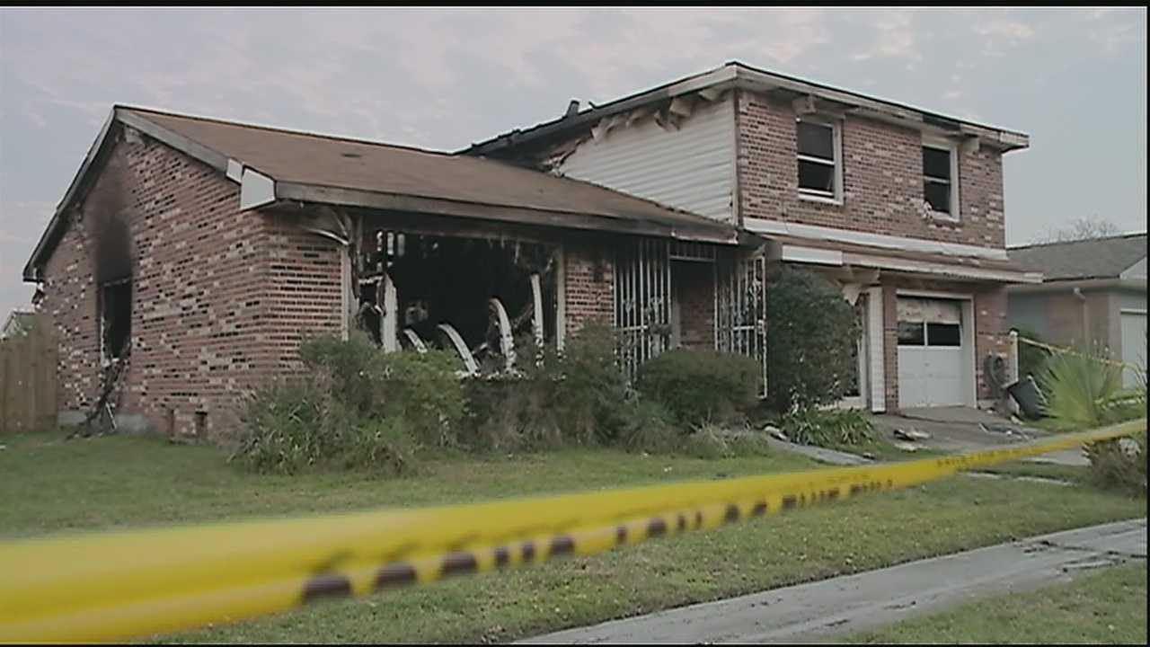 Military family recovering from Terrytown fire